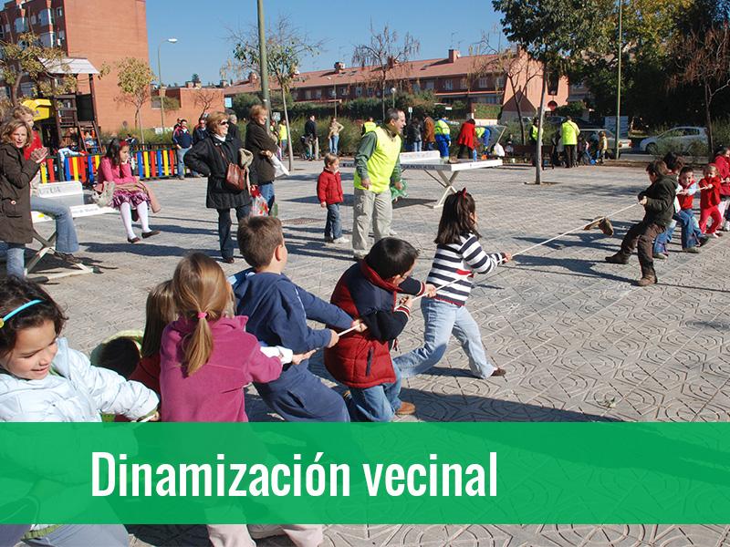 Dinamización vecinal