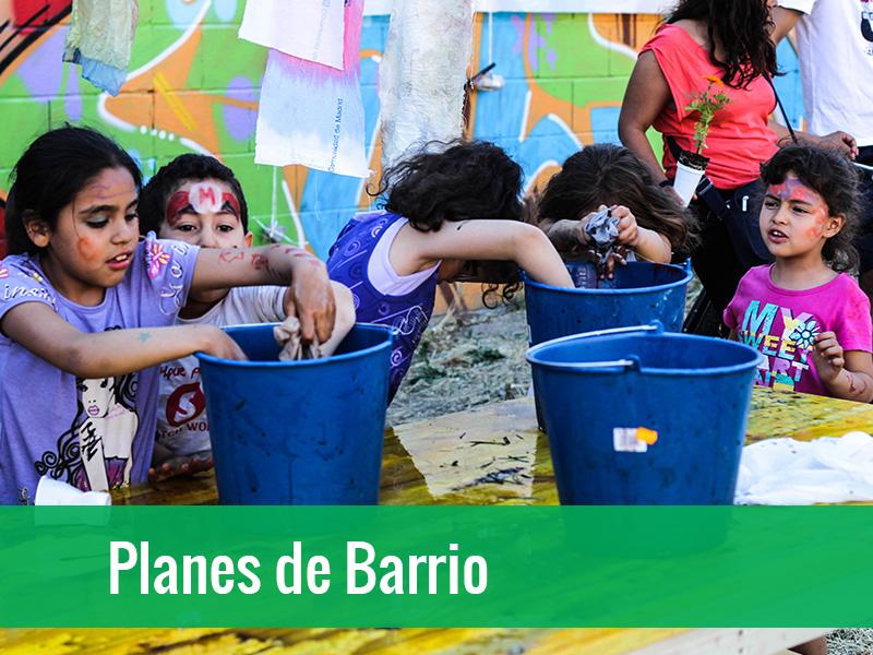 Planes de Barrio