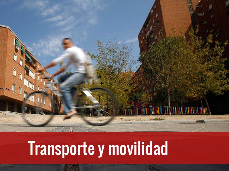 Transporte y mobilidad