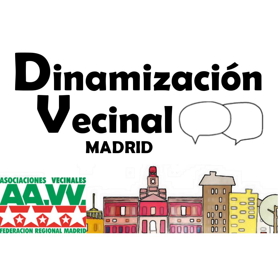 Logo Servicio de Dinamización Vecinal