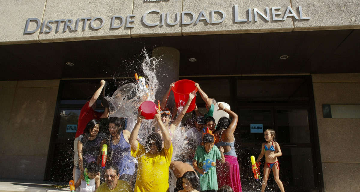 1.740 personas piden la reapertura de la piscina de La Concepción