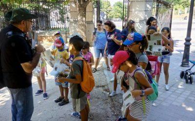 Proyecto PB Villaverde Alto: Campamento urbano Inco-aventura II