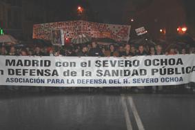 15.000 personas vuelven a exigir la dimisión de Manuel Lamela