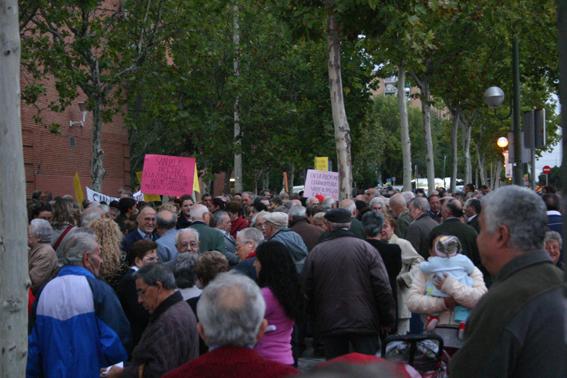 17 de marzo: las asociaciones vecinales salen a la calle contra el decreto de área sanitaria única