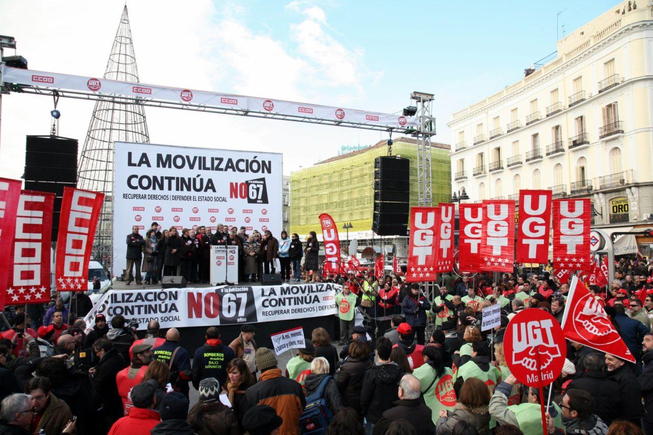 18-D: preludio de una nueva huelga general