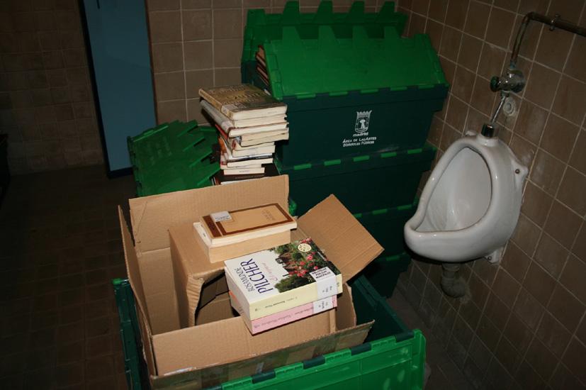 1.700 firmas para pedir una biblioteca pública en Orcasur