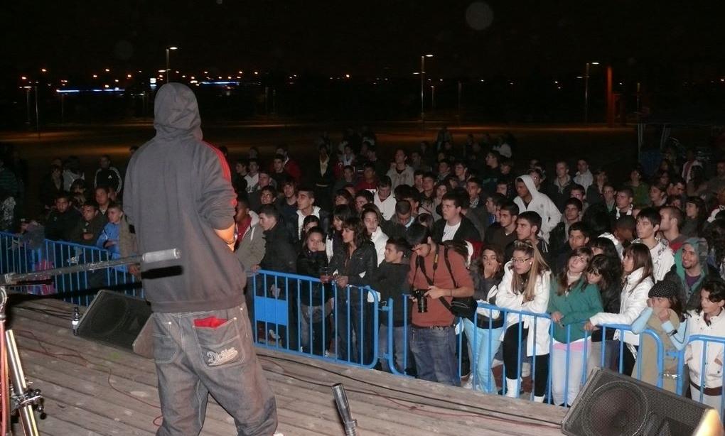 2.000 personas participaron en la fiesta reivindicativa por la gestión pública del parque de Valdebernardo