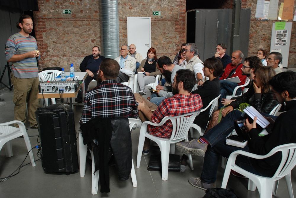 22N: la gestión ciudadana de espacios públicos, a debate en el Espacio Vecinal Montamarta