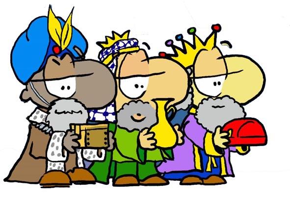 """3 de enero: los Reyes Magos se dirigirán al """"portal"""" de Cibeles"""