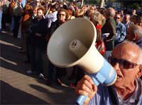 300 personas  demandan en San Blas un nuevo centro de salud para el distrito