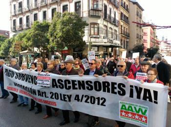 4.689 firmas por la derogación de la ley que permitió los impagos en las ayudas a la rehabilitación