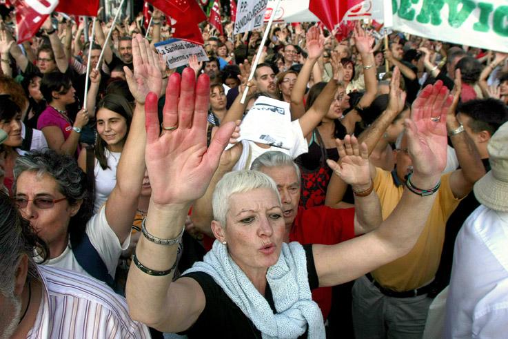 6 de octubre: el movimiento vecinal organiza una jornada de encuentro, reflexión y debate en Matadero Madrid