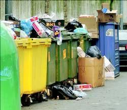 ACIBU propone al Ayuntamiento de Madrid una novedosa fórmula de recogida de residuos