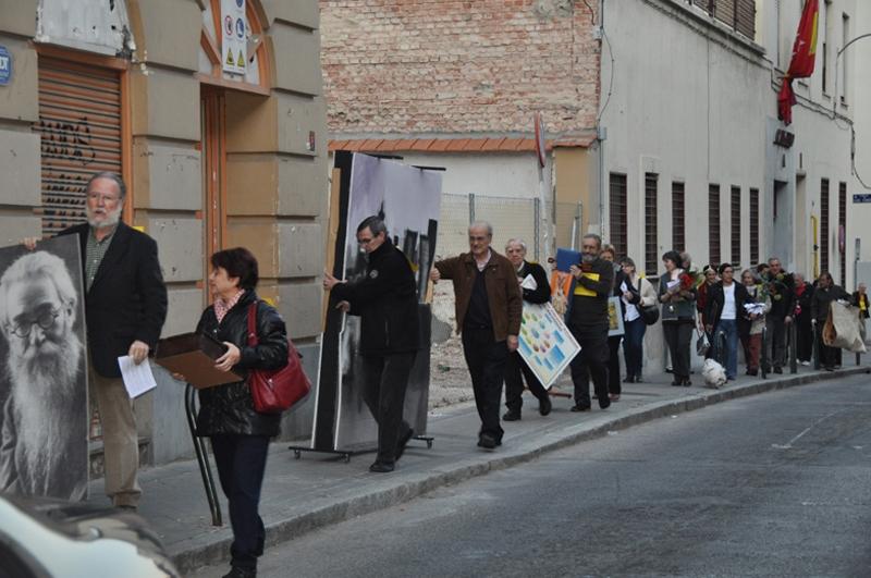 AV Valle Inclán de Prosperidad se muda tras la negativa del Ejecutivo regional a prorrogar la cesión de su local