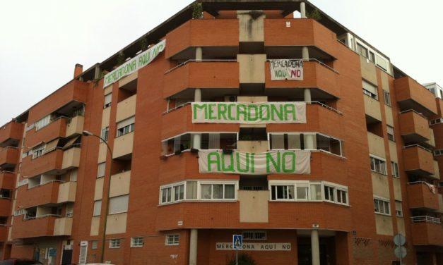 Ahora Madrid aprueba, con la abstención de PP y C's, la construcción del Mercadona de Las Rosas que rechaza la vecindad