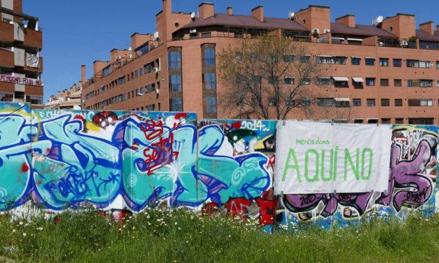 Ahora Madrid y PP se unirán para aprobar la construcción del polémico Mercadona de Las Rosas (San Blas)