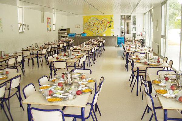 Al menos 9 niños de Leganés pueden ser expulsados del comedor escolar
