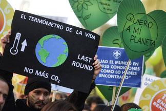 Alianza por el Clima pide al Gobierno central que inicie de inmediato la ratificación del Acuerdo de París