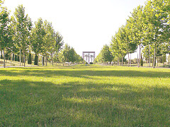 Ante el abandono de la Administración, el vecindario de Butarque inaugurará el sábado el Parque Lineal del Manzanares