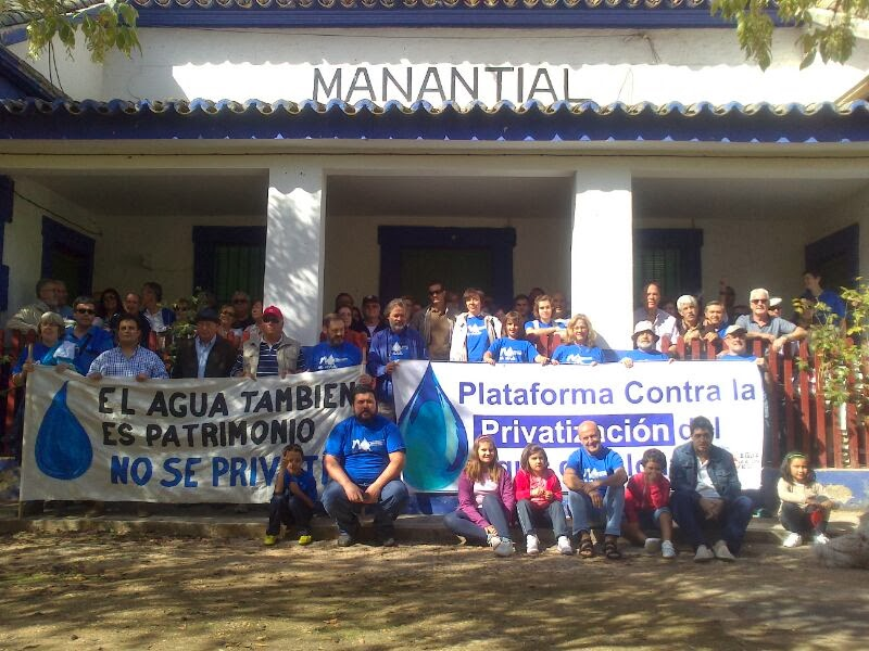 Anulada la privatización del agua de Alcázar de San Juan