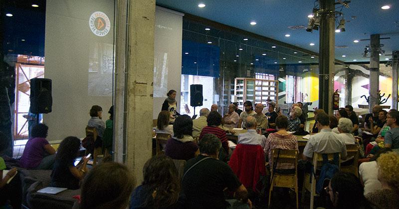 Arganzuela abre un proceso participativo para optar a la autogestión de un espacio público