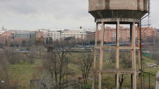 Arganzuela reclama más zonas destinadas a equipamientos públicos en el nuevo PGOUM