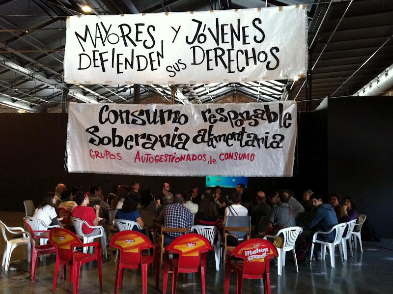Asociaciones, asambleas, colectivos… dieron vida el 6 de octubre al Encuentro Vecinal