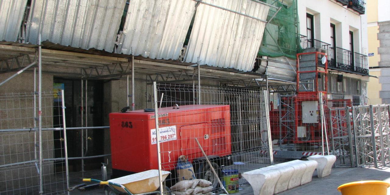 Barrio Centro y San Nicasio de Leganés piden que las obras de rehabilitación queden exentas de tasas municipales
