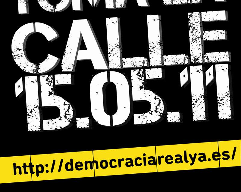 Barrio Joven llama a la juventud madrileña a salir a la calle el 15-M