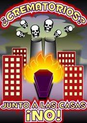 Carabanchel Alto se moviliza contra la construcción del Crematorio Sur