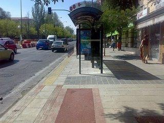 Carabanchel, contra la instalación de parquímetros en General Ricardos