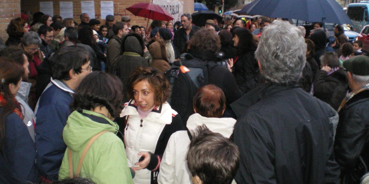 Carabanchel pide la contratación de más pediatras en el centro de salud General Ricardos