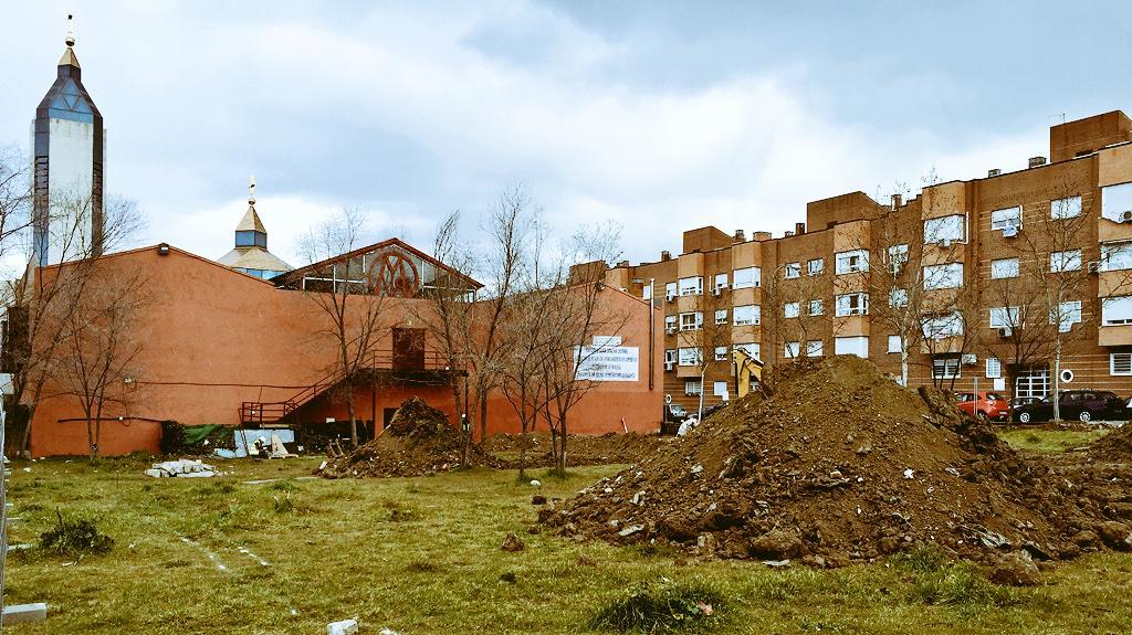 Carabanchel reactiva la pelea contra la construcción de un complejo de `los kikos'