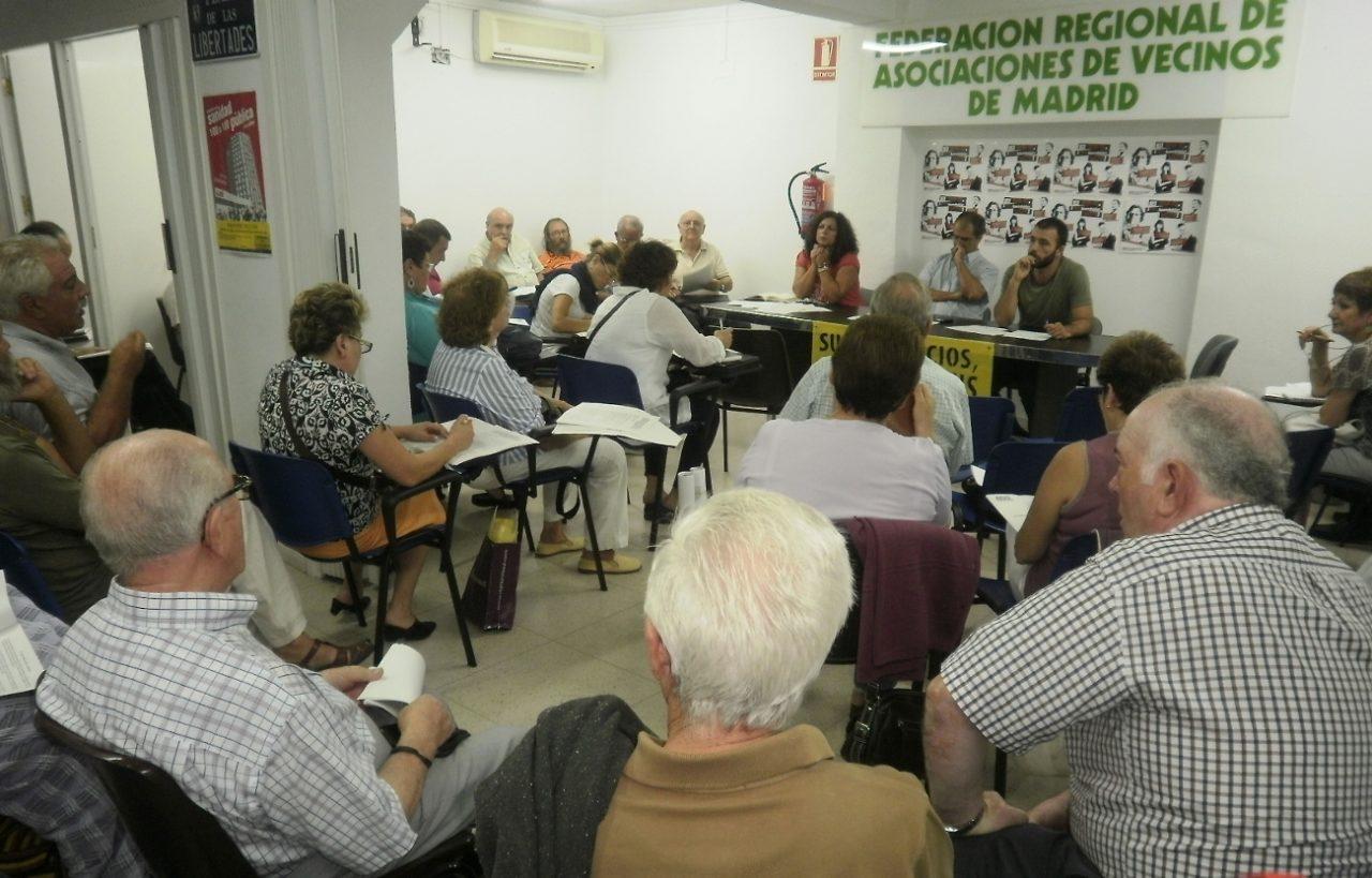 Casi 1.700 organizaciones madrileñas secundan la Huelga General