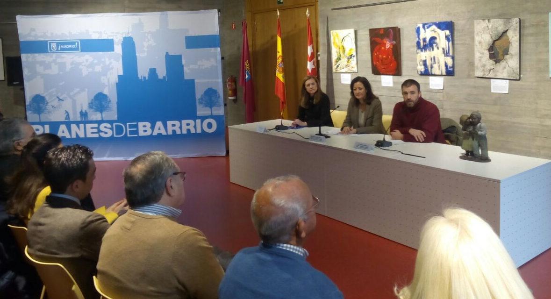 Cinco nuevos Planes de Barrio se desarrollarán en el periodo 2015-2018