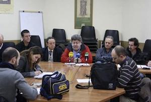 Colectivos vecinales, ecologistas y políticos se unen contra la incineradora y macrovertedero de Loeches