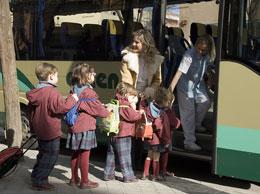Comienzan las movilizaciones contra la supresión de las rutas de transporte escolar
