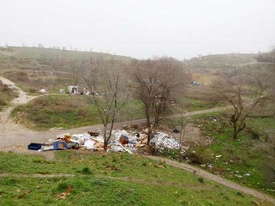 ¿Cómo te gustaría finalizar el parque de la Cuña Verde de Moratalaz?