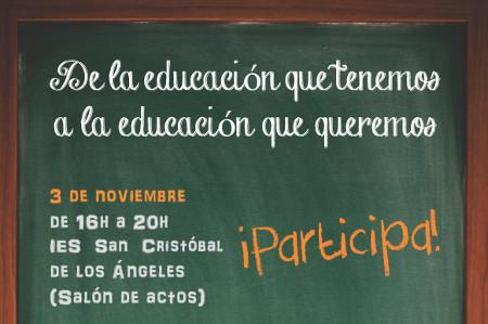 Cómo transformar la educación en uno de los barrios con más fracaso escolar de Madrid