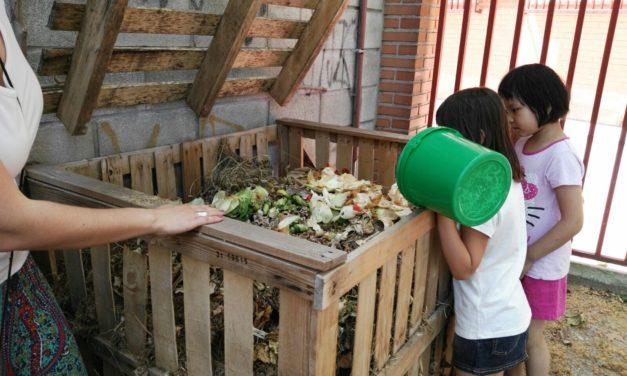 ¿Compostaje comunitario en todos los huertos urbanos de Madrid? ¡Es posible!