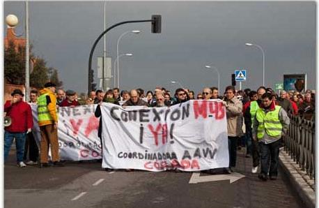 Coslada da la batalla por la reapertura del acceso del municipio a la M-45