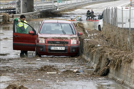 Coslada y San Fernando exigen soluciones a las inundaciones ¡ya!