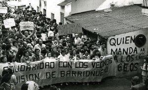 Cuatro décadas de conquistas ciudadanas en Leganés
