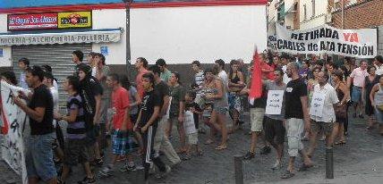 Decenas de vecinos vuelven a pedir que Aravaca sea declarado distrito independiente