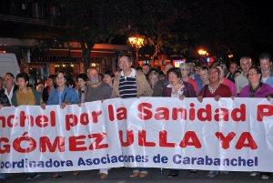 Defensa comparte la demanda vecinal de abrir el Gómez Ulla a la población de Carabanchel y Latina