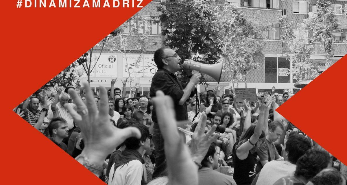 El 19 octubre volvemos a tomar Matadero Madrid con el II Encuentro Vecinal y #DinamizaMadriz!