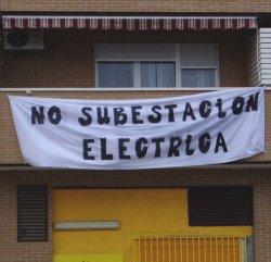 El Alcalde de Valdemoro promueve pisos de protección pública frente de una subestación eléctrica