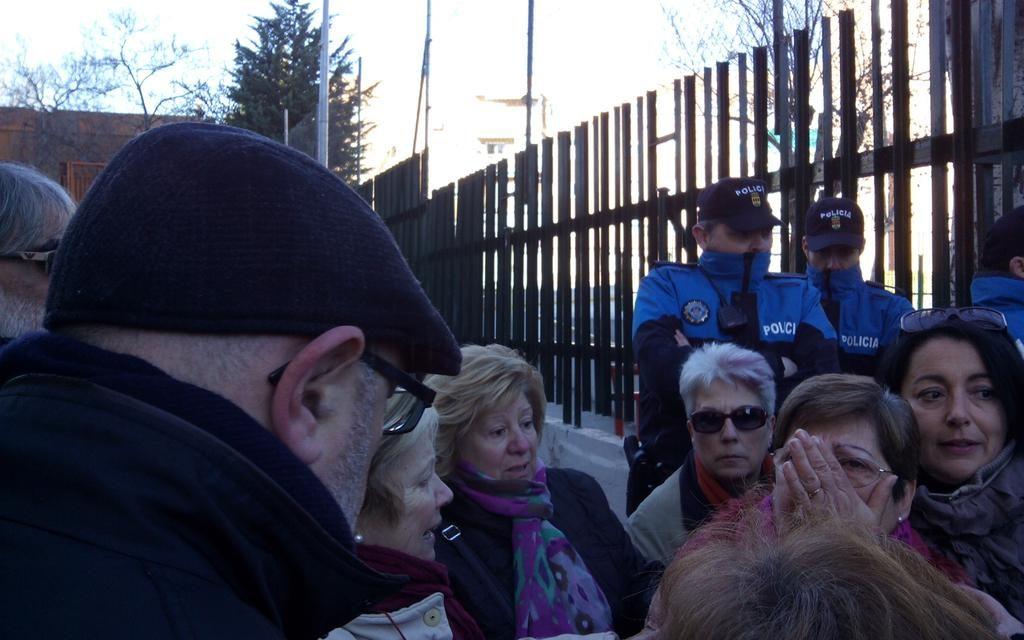 El Ayuntamiento de Alcorcón desaloja a la AV Torres Bellas