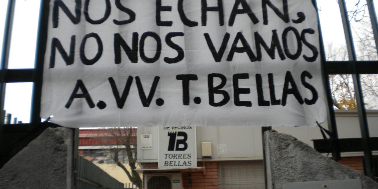 El Ayuntamiento de Alcorcón echa de su sede a la AV Torres Bellas