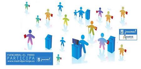 El Ayuntamiento de Madrid activa la consulta Fuencarral Participa